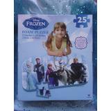Rompecabezas En Foami De Frozen Disney 25 Piezas