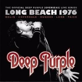 Deep Purple: Live In Long Beach 1976(cd Duplo Ao Vivo)