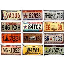 Patente Estados Unidos Usa Deco Vintage Ohio Texas Utah Ny