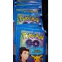 Figuritas Pokémon Go Pack Por 25