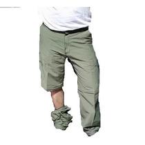 Pantalon Cargo Explora Lacar. Desmontable Secado Rapido.