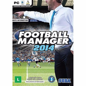 Football Manager 2014 Steam Jogo Para Pc Original Lacrado
