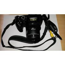 Camera Digital Semi Profissional Nikon Coolpix P250 Gps Usad
