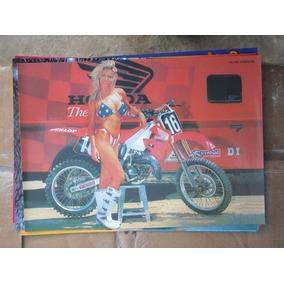 Poster Reproduccion Moto Honda Bills