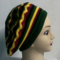 Boinas Bob Marley Rastafari Reagge Unisex T / U