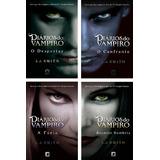 Box De Livro Diários Do Vampiro (4 Volumes)