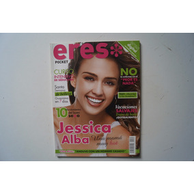 Revista Eres Jessica Alba