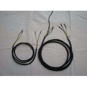 Telefonos Candeleros Cables Entelados