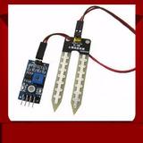 Sensor Humedad Del Suelo Arduino Pic Arm Modulo, Proyectos