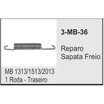 Reparo Sapata Mb 1313/1513/2013 - Tras. 1 Roda