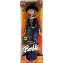Barbie Estrella De Halloween De Coleccion Edicion Bruja