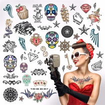 Papel Transfer Tattoo Para Tatuajes Temporales X 10 Hojas A4