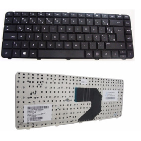 Teclado Notebook Cq43 430 G4 Hp 1000 643263-201 697529-201