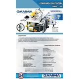 Máquina Combinada De 5 Operaciones Gamma G688 - Carpintería