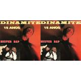 Cd Dinamite 15 Anos + Mister Rap 1996 ( Bra ) Usado