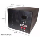 Regulador De Voltaje Avtek Rls 821 120v 800w 7amp