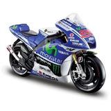 Mai31405 - Yamaha 2014 Movistar Moto Gp Lorenzo 1/10 Maisto