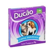 Coleira Anti-pulga Cães E Gatos Ducâo