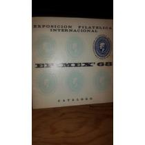 Catálogo De Timbres Postales Efimex 68
