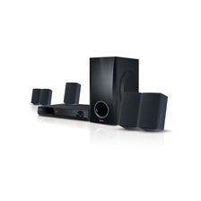 Lg Home Theater Smart 3d Blu-ray Bh5140s - Negro