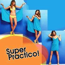 Pareo Vestido Remera,jeans,malla Baño,bikini Playa Al Xxxxxl