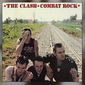 The Clash Combat Rock Vinilo 180 Gr Nuevo Importado
