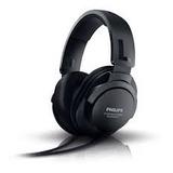 Audífonos Philips Para Tv Y Pc Shp2600 Negros