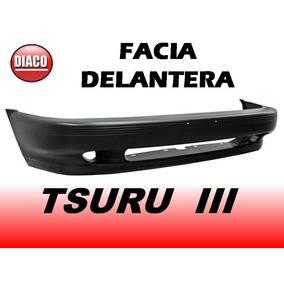 Facia Defensa Delantera Nissan Tsuru 3 1992 / 2017