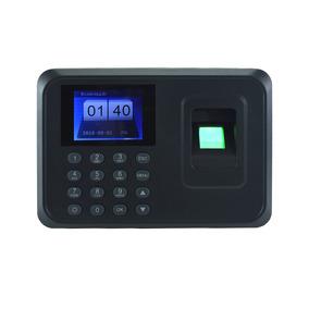Reloj Checador Biometrico Control Asistencia Huella Digital