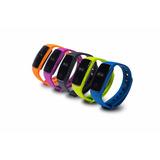 Smart Watch Exo Fitband E12 Panico Alerta Hrm Bt Deportes