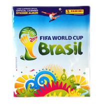Álbum Copa Do Mundo Brasil 2014 Completo + Capa Oficial