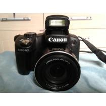 Câmera Canon Powershot Sx 50 Hs + Bolsa E Cartão De Memória