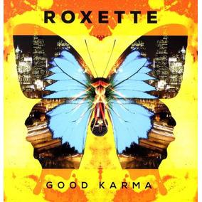 Roxette Good Karma Limited Ed. - Vinilo Naranja Nuevo Impor