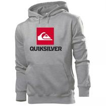 Blusa Moleton Quiksilver Skatbord Surf - Super Promoção