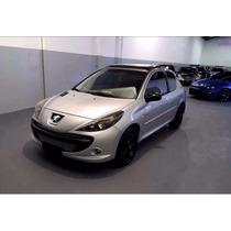Peugeot 207 1.6n Quicksilver 3ptas , Anticipo $
