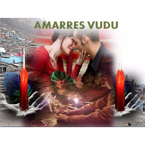 Kit Infalible De Amarre De Amor Rojo O Vudu Infalible