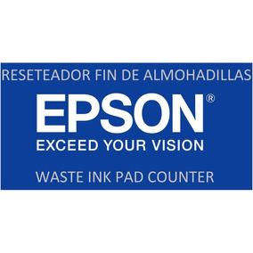 Reset De Impresoras Epson Y Canon