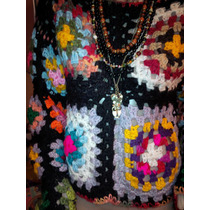 Liquido Sweter Divino Hecho A Mano- Tejido- Diseño