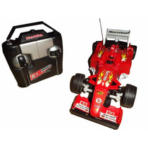 Carrinho Corrida Controle Remoto F1 Deluxe Car Promoção