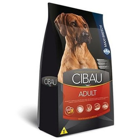 Ração Farmina Cães Cibau Adulto Raças Grandes 15kg