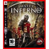 Dantes Inferno Ps3 Psn Estilo God Of War