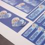 Etiquetas Autoadhesivas Personalizadas Colegio Utiles Candy