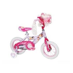 De Huffy Chica Disney Princess Bicicleta Rosada Suave / Rosa