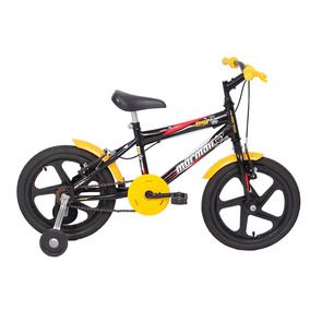 Bicicleta Mormaii Aro 16 Joy - Preto (frete Grátis)