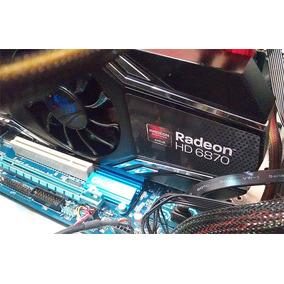 Placa De Video Sapphire Ati Radeon Hd6870 1gb Ddr5 256bit
