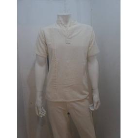 Camisa Casual Con Alforzado Manta Fina Todas Las Tallas