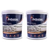 Impermeabilizante Rebotec 10kg Para Laje Reboco Piso Cerami