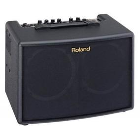Amplificador Violão Roland Ac60 / Na Cheiro De Musica