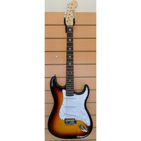 Guitarra Electrica Accord Stratocaster Kst 200 Wht/ 3tsb