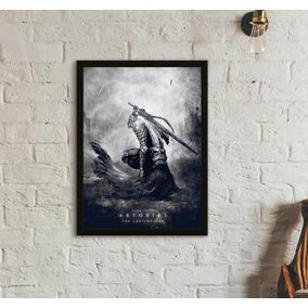 Quadro Artórias / Ornstein (dark Souls) 30x40